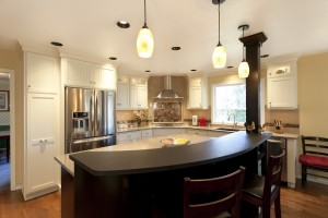 Farabee Kitchen Remodel - Designers Northwest- Vancouver Washington Remodeling
