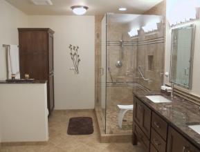 Bathroom remodeling designers nw vancouver wa for Bathroom vanities vancouver wa