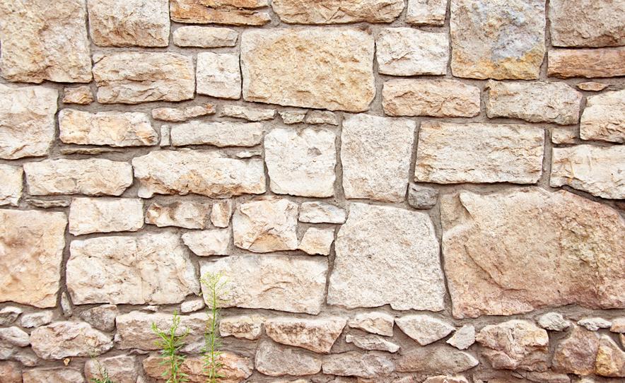 an example of stone veneer siding