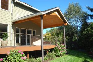 Backyard Exterior Remodeling Vancouver WA