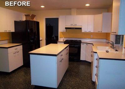 Farbee Kitchen Remodel Before