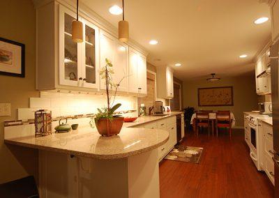 Galley Kitchen Remodel