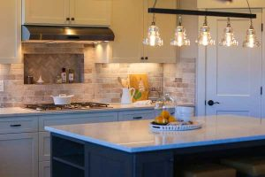 Generation Homes NW The Whitby Custom Kitchen