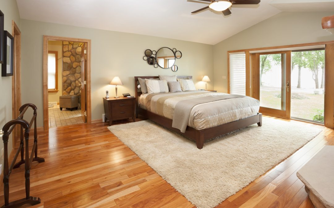 Turning a Master Bedroom into a Master Suite