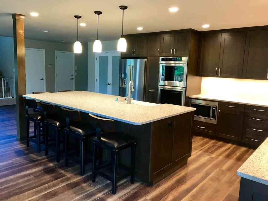 Custom Kitchen Countertops ⋆ Designers Northwest Vancouver WA