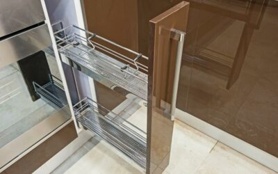 Custom Cabinetry for Easier Function and Use